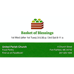 Baskets of Blessings