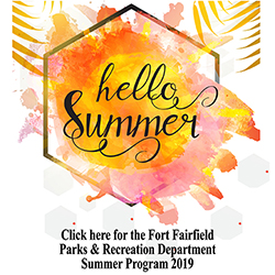 Parks & Rec. Dept. Summer Program